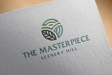 โลโก้โครงการบ้าน Masterpiece Scenery Hill เชียงใหม่
