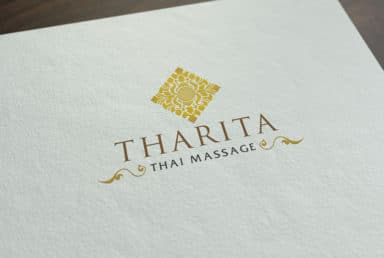 โลโก้ธุรกิจ Tharita Thai Massage