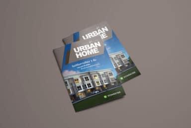 โบรชัวร์โครงการบ้าน Urban Home