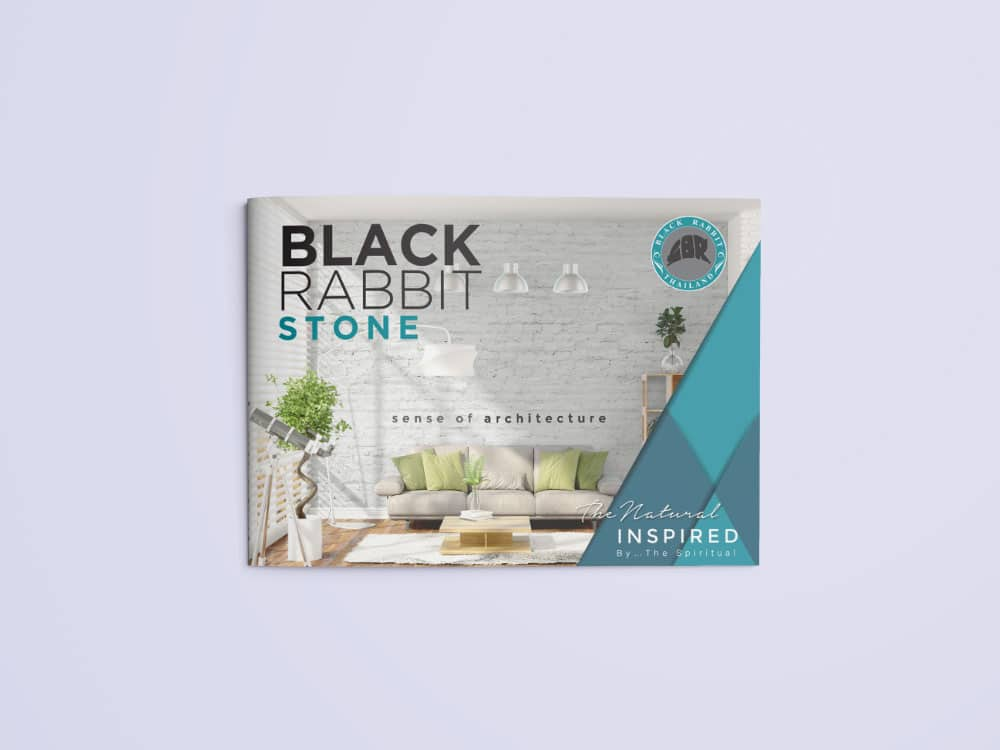 Company Profile ผลิตภัณฑ์ Black Rabbit Stone