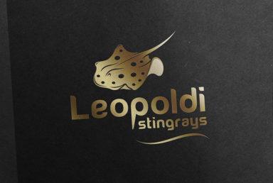 Logo ฟาร์มปลากระเบน Leopoldi Stingrays