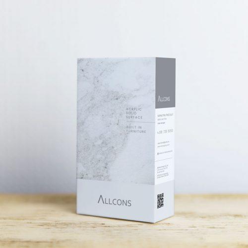 ออกแบบแพคเกจ Allcons Group