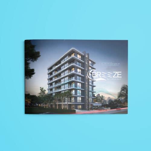 โบรชัวร์ Breeze Bangsaray Condominium