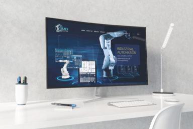 ออกแบบเว็บไซต์บริษัท TMD Automation