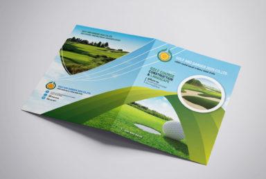 Company Profile บริษัท Golf and Garden 2020